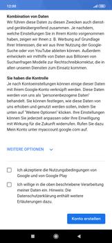 Xiaomi RedMi Note 7 - Apps - Einrichten des App Stores - Schritt 15