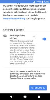 Sony Xperia XZ2 - E-Mail - Konto einrichten (gmail) - 14 / 18