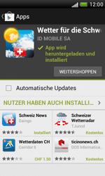 HTC Desire X - Apps - Installieren von Apps - Schritt 16