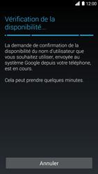 Huawei Ascend G6 - Applications - Créer un compte - Étape 8