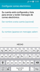 Samsung A500FU Galaxy A5 - E-mail - Configurar Yahoo! - Paso 9