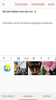Samsung Galaxy J7 (2016) (J710) - e-mail - hoe te versturen - stap 12