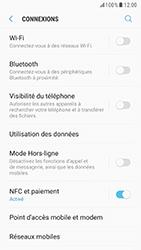 Samsung G920F Galaxy S6 - Android Nougat - Réseau - Changer mode réseau - Étape 5