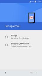 Samsung A300FU Galaxy A3 - E-mail - Manual configuration (gmail) - Step 7