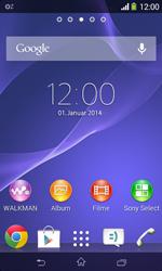 Sony Xperia E1 - MMS - Automatische Konfiguration - 0 / 0