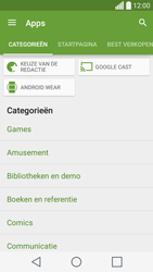 LG Spirit (H420F) - apps - app store gebruiken - stap 6