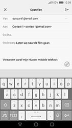 Huawei Honor 8 - e-mail - hoe te versturen - stap 10