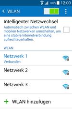 Samsung Galaxy J1 - WLAN - Manuelle Konfiguration - 8 / 9
