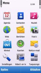 Nokia C6-00 - E-mail - Handmatig instellen - Stap 4