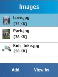 Samsung C3300K - MMS - Sending pictures - Step 11