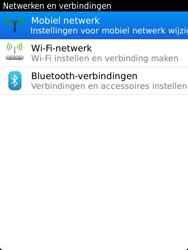 BlackBerry 9810 Torch - Buitenland - Bellen, sms en internet - Stap 6