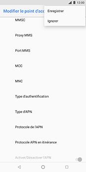 Nokia 7 Plus - Internet - Configuration manuelle - Étape 16