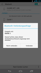 Huawei Ascend Mate - Bluetooth - Geräte koppeln - Schritt 8