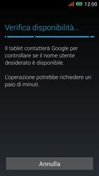 Alcatel One Touch Idol Mini - Applicazioni - Configurazione del negozio applicazioni - Fase 9