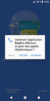 Sony Xperia XZ2 - E-mail - Configuration manuelle (outlook) - Étape 13