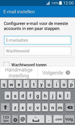 Samsung G357 Galaxy Ace 4 - E-mail - e-mail instellen: POP3 - Stap 5