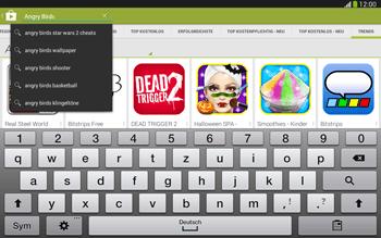 Samsung Galaxy Tab 3 10-1 LTE - Apps - Installieren von Apps - Schritt 15