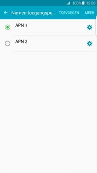 Samsung G928F Galaxy S6 Edge + - Internet - Handmatig instellen - Stap 16