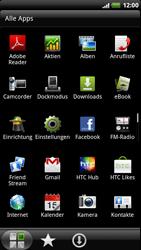 HTC Sensation XE - Internet - Manuelle Konfiguration - 3 / 20