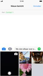 Apple iPhone 8 - MMS - afbeeldingen verzenden - Stap 9