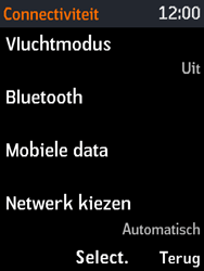 Nokia 3310 3G (TA-1022) - Bluetooth - Headset, carkit verbinding - Stap 5