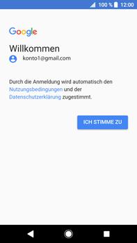 Sony Xperia XA2 Ultra - E-Mail - Konto einrichten (gmail) - Schritt 13