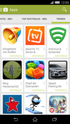 Sony Xperia Z2 - Apps - Herunterladen - 1 / 1