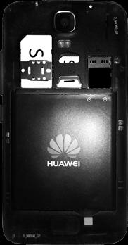 Huawei Y3 - SIM-Karte - Einlegen - 9 / 11