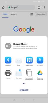 Huawei P30 lite - Internet et connexion - Naviguer sur internet - Étape 21