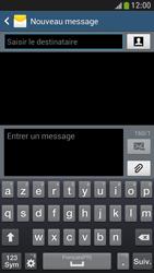 Samsung I9195 Galaxy S IV Mini LTE - MMS - envoi d'images - Étape 4
