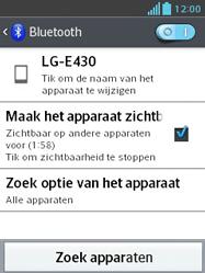 LG E430 Optimus L3 II - bluetooth - aanzetten - stap 7