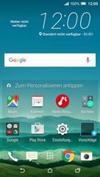 HTC One A9 - Internet - Manuelle Konfiguration - Schritt 1