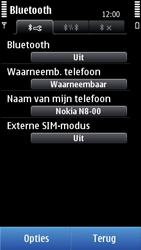 Nokia N8-00 - bluetooth - headset, carkit verbinding - stap 6