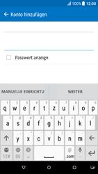 HTC One M9 - Android Nougat - E-Mail - Konto einrichten - Schritt 7