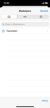 Apple iPhone 12 mini - internet - hoe te internetten - stap 8