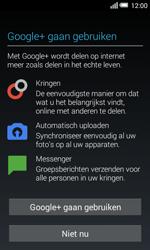 Alcatel POP S3 - apps - account instellen - stap 13