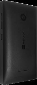 Microsoft Lumia 435 - SIM-Karte - Einlegen - 7 / 8