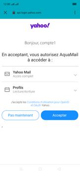 Oppo Reno 2Z - E-mails - Ajouter ou modifier votre compte Yahoo - Étape 12