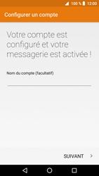 Crosscall Core X3 - E-mails - Ajouter ou modifier votre compte Outlook - Étape 15