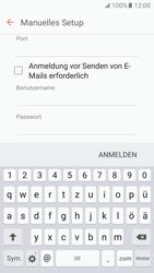 Samsung Galaxy S7 - E-Mail - Manuelle Konfiguration - Schritt 14