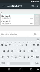 Motorola Moto G 3rd Gen. (2015) - MMS - Erstellen und senden - Schritt 8