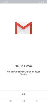 Samsung Galaxy S20 5G - E-Mail - Manuelle Konfiguration - Schritt 5