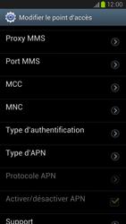 Samsung Galaxy S III LTE - Internet et roaming de données - Configuration manuelle - Étape 13