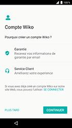 Wiko WIM Lite - Premiers pas - Configuration de l