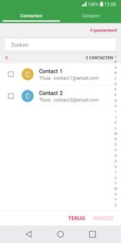 LG Q6 - e-mail - hoe te versturen - stap 7