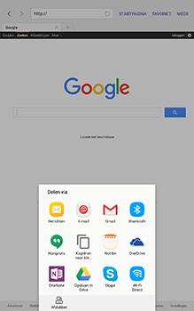 Samsung Galaxy Tab A 10.1 (SM-T585) - Internet - Hoe te internetten - Stap 14