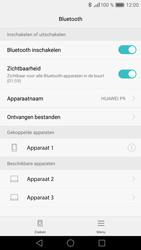 Huawei P9 - Bluetooth - koppelen met ander apparaat - Stap 10