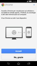 Sony Xperia Z2 - Internet e roaming dati - Uso di Internet - Fase 5