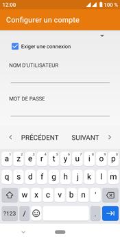 Crosscall Core M4 - E-mails - Ajouter ou modifier un compte e-mail - Étape 21