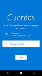 Microsoft Lumia 950 - E-mail - Configurar Gmail - Paso 13